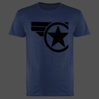 Captain America - Softstyle™ adult ringspun t-shirt